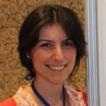 This image showsÖzlem Çetinoğlu