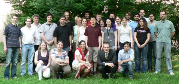 Statistical Natural Language Processing Group at the IMS in 2013 (c)